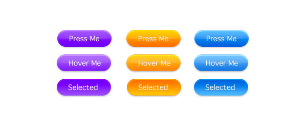 141 big Best of Free Clean PSD Buttons ready for web2.0
