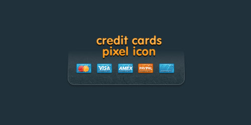 Credit Card Web Icons The Best High Quality Ecommerce Icons of the Web