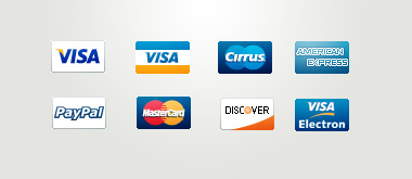 Credit Cards The Best High Quality Ecommerce Icons of the Web