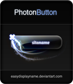 Photon Button by easydisplayname Best of Free Clean PSD Buttons ready for web2.0