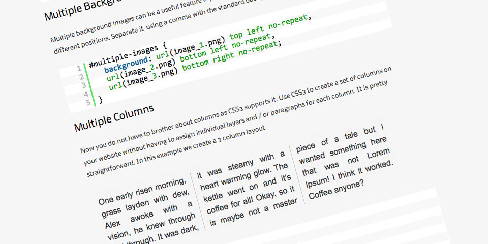 css3-code-snippet