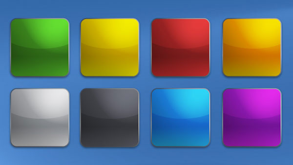 iPhone Style Buttons Best of Free Clean PSD Buttons ready for web2.0