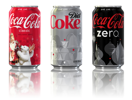 mail 22 Thirsty? View these cool designed (Coca Cola) Coke Cans