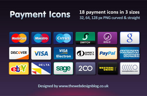payment release The Best High Quality Ecommerce Icons of the Web
