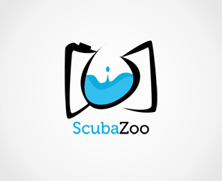 scubazoo 320 Beautiful logo designs about the four elements Earth, Water, Air and Fire