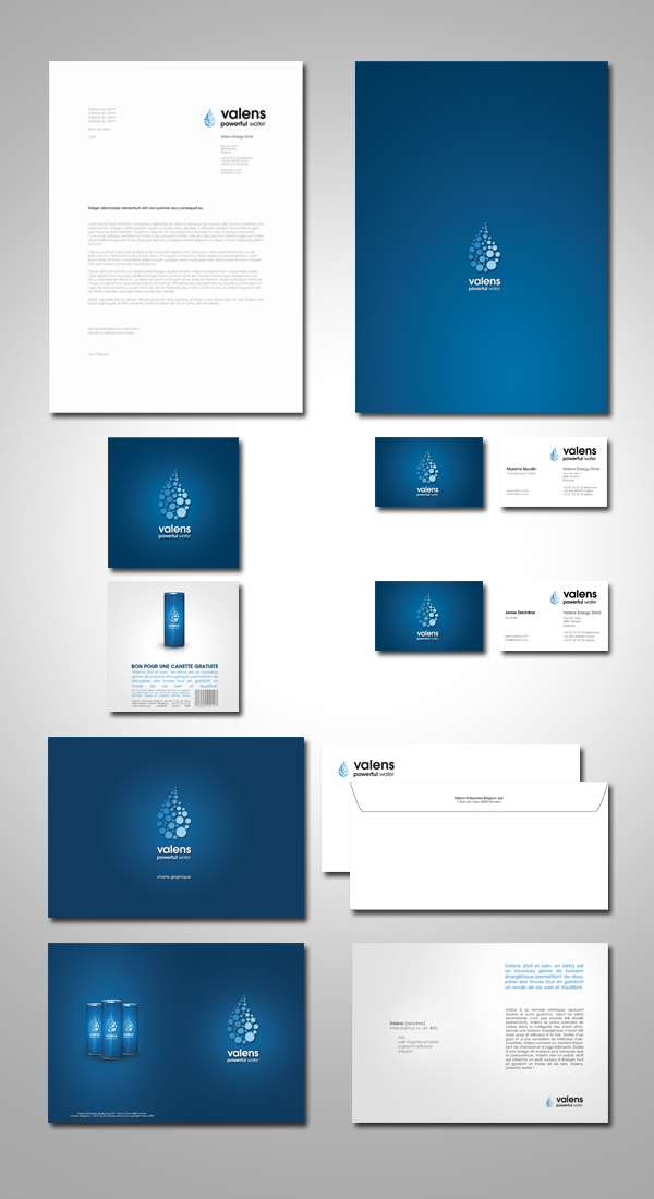 886661244286937 7 great examples of Corporate identity design done right
