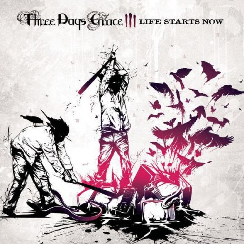 Three Days Grace – Life Starts Now 500x500 Photoshop, Webdesign & Wordpress. What you shouldnt have missed this week!