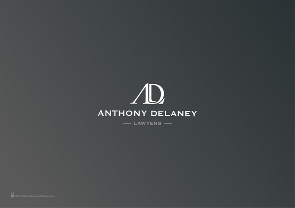 Anthony Delaney Lawyers c 7 excellent examples of Corporate & Brand Identity for Law Firms