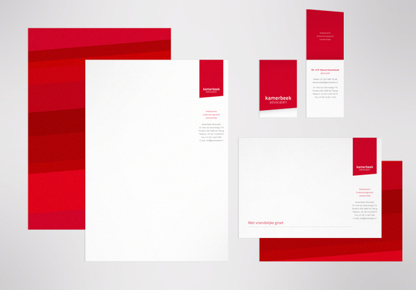 Kamerbeek Advocaten c 7 excellent examples of Corporate & Brand Identity for Law Firms