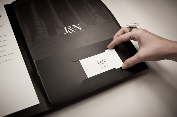 j and n 3 7 excellent examples of Corporate & Brand Identity for Law Firms