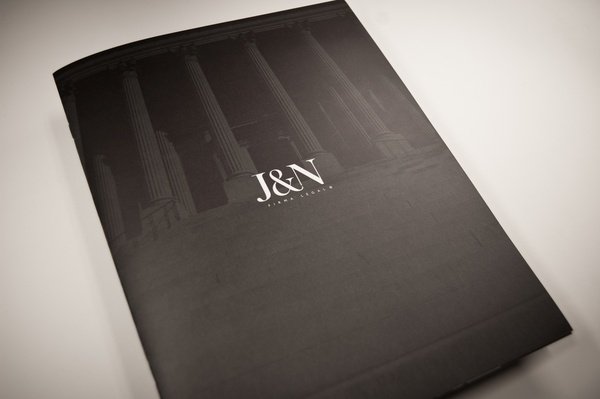 j and n 4 7 excellent examples of Corporate & Brand Identity for Law Firms