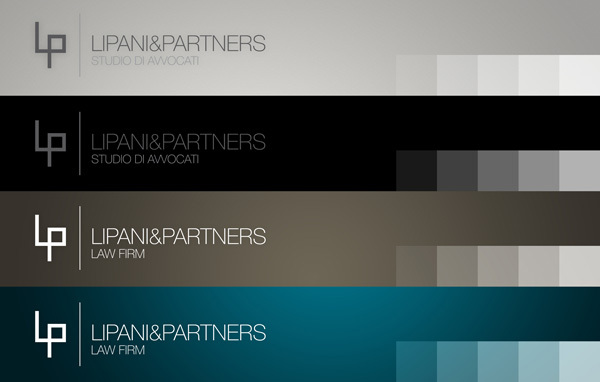 lipani partners 3 7 excellent examples of Corporate & Brand Identity for Law Firms