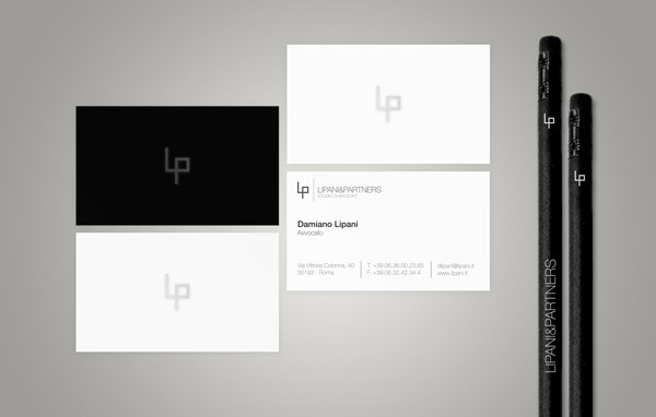 lipani partners 4 7 excellent examples of Corporate & Brand Identity for Law Firms