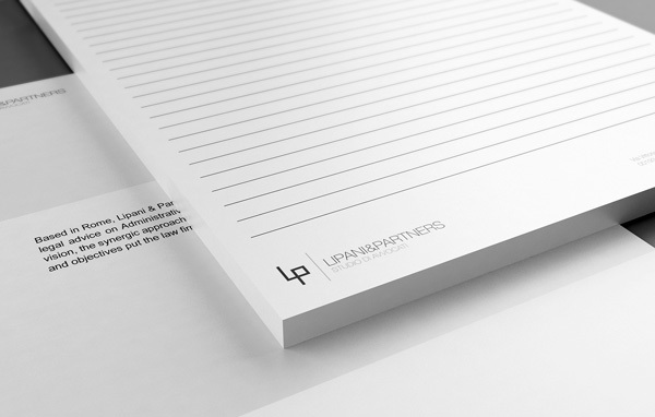 lipani partners 5 7 excellent examples of Corporate & Brand Identity for Law Firms