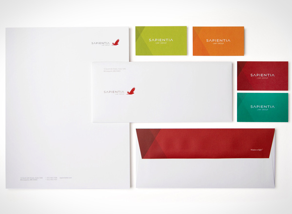 sapientia 1 7 excellent examples of Corporate & Brand Identity for Law Firms
