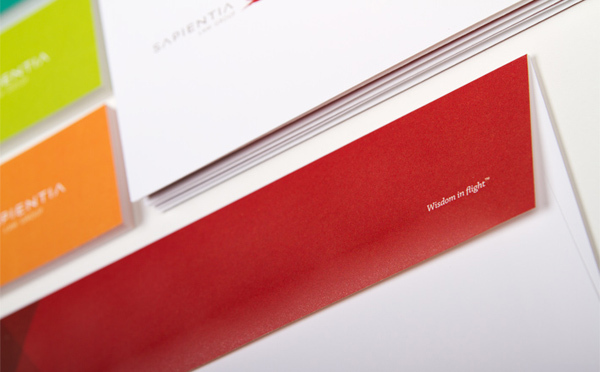 sapientia 3 7 excellent examples of Corporate & Brand Identity for Law Firms