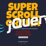 jQuery-parallax-navigation